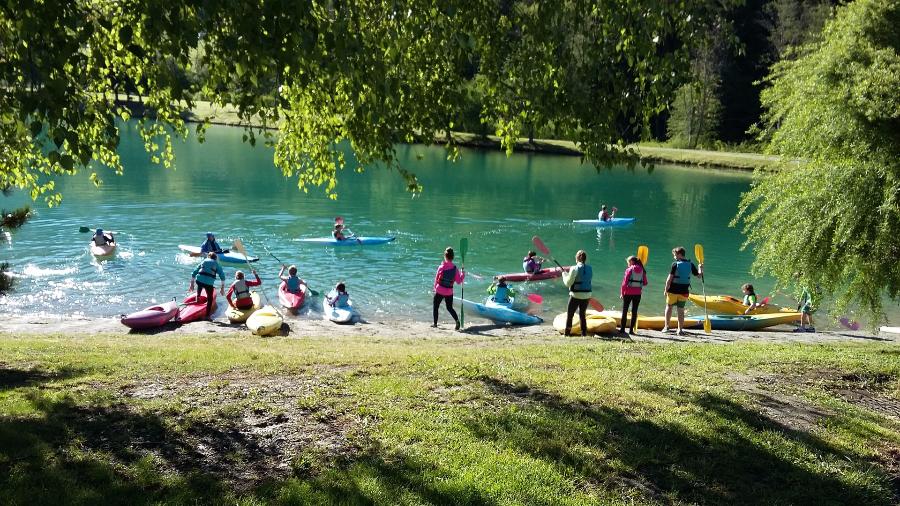 Moutiers canoe kayak page d accueil for Aigueblanche piscine